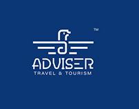 adviser logo identity