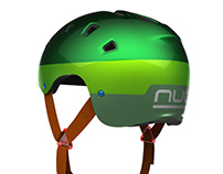 NUT bicycle helmet