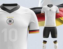 adidas Originals - Home Kit Concept Football