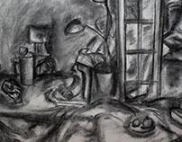Figure Drawing (Circa 2012?)