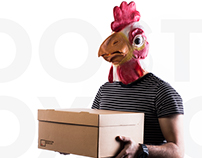 ROOSTERBOX - Branding Development