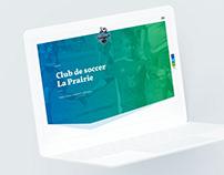 Club de soccer Galaxie