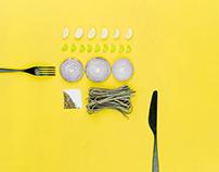 Creative Cookware Photography