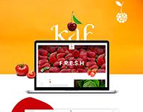 Kaf, Fruits & Vegetables Comany,UAE