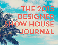 American Red Cross Designer Show House Journal 2015