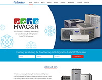 Website Development for an HVAC & R company