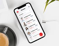 F2F Doctor - Mobile App