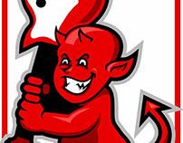 Running Devil Boy