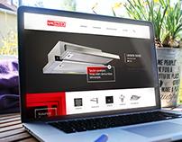 Ukinox Web Design (2011)