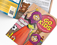 National Library Board (NLB) Go Kids May 2015 issue