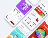 Vodafone Designathon - App Design