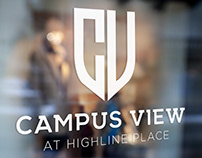Campus View at Highline Place Logo