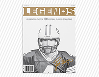 Legends Illustrated | Issue № 100