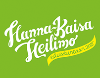 Hanna-Kaisa Heilimo parliamentary election campaign