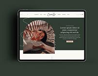 Camille - Feminine WordPress Theme