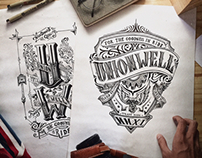 Handlettering from instagram posts