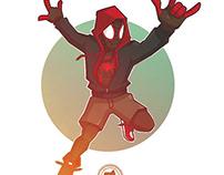 Spider-Man: Into The Spider-Man Verse