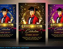 Graduation Flyer/ Invitation