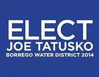 Elect Joe Tatusko BWD 2014