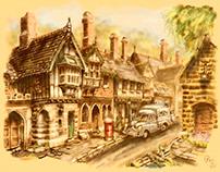 Wemyss Village High Street