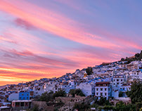 Chefchaouen : The Blue Pearl