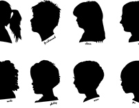 Silhouette Kids (Kindergarten)