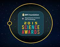 BPI-DOST Science Awards 2015