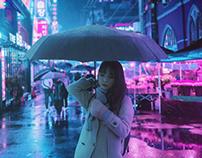 Street of Neon