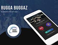 Rugga Buggaz - A Predict & Win Mobile App