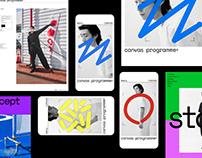 canvas programme - Branding