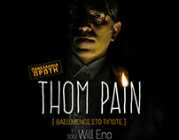 Thom Pain poster
