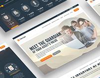 Hector - Brand & Website