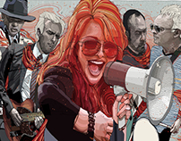 Wynonna Judd & The Big Noise for Nash Country Weekly