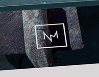 Nick McFee Photography Website + Brand Design