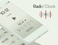 Radio'clock : Wake-up differently