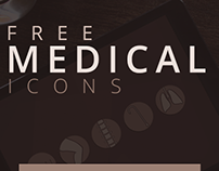 Free Medical Icons/Illustrations