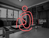 Identidade Visual: João Luís Pilates