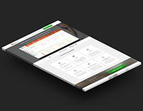GetSharing - Landing Page