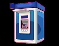 ATM Concept Illustrations
