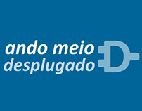 ANDO MEIO DESPLUGADO music project logo (jun/2013)