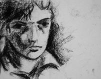 Eskiz Çalışmaları // Drawings