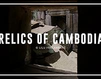 Relics of Cambodia, 2017.