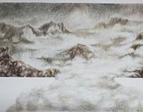 Fog and Plane / Mlha a Rovina
