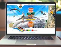Falcon Fest /// web tasarım & yazılım