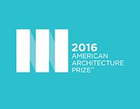 美国建筑奖 ( AAP ) 2016
