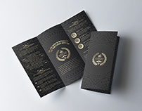 Senorioba Corporate Tri-fold Brochure