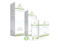 Packaging per prodotti di contattologia
