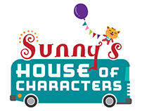 Sunny's House of Characters Logo