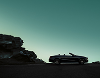 Mercedes E-Class with Nadav Kander
