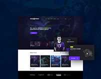 PixieFreak | eSports & Gaming WordPress theme